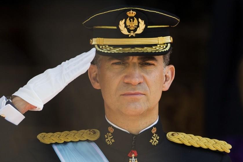 Felipe vi rey de espa a casa real de espa a no oficial - Casa de los reyes de espana ...