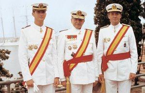Tres generaciones de Reyes