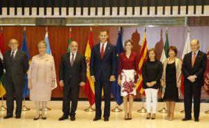 Reyes de España tribunal constitucional