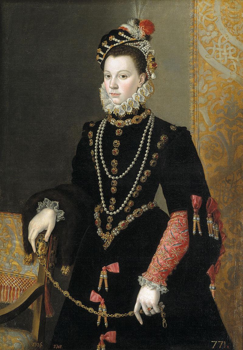 Isabel de Valois Felipe VI Letizia Leonor Sofia Juan Carlos Reino de España Casa Real española
