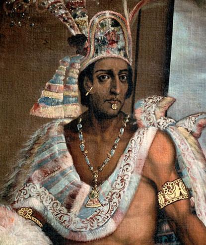Moctezuma Felipe VI Letizia Leonor Sofia Juan Carlos Reino de España Casa Real española