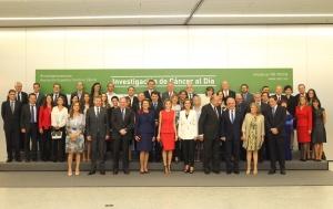 Reina Letizia asociación contra el cancer