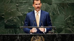 Rey Felipe VI en la ONU