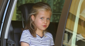 10 cumpleaños Leonor de Borbon
