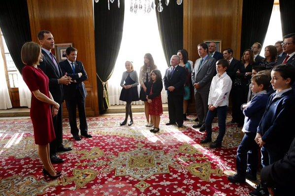reyes medallas asturias 2015 premios princesa asturias