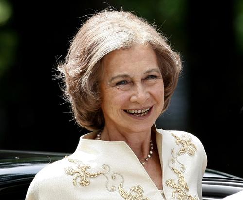 Reina sofia Felipe VI Letizia Leonor Sofia Juan Carlos Reino de España Casa Real española
