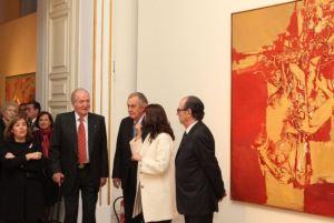 rey juan carlos arte contemporaneo