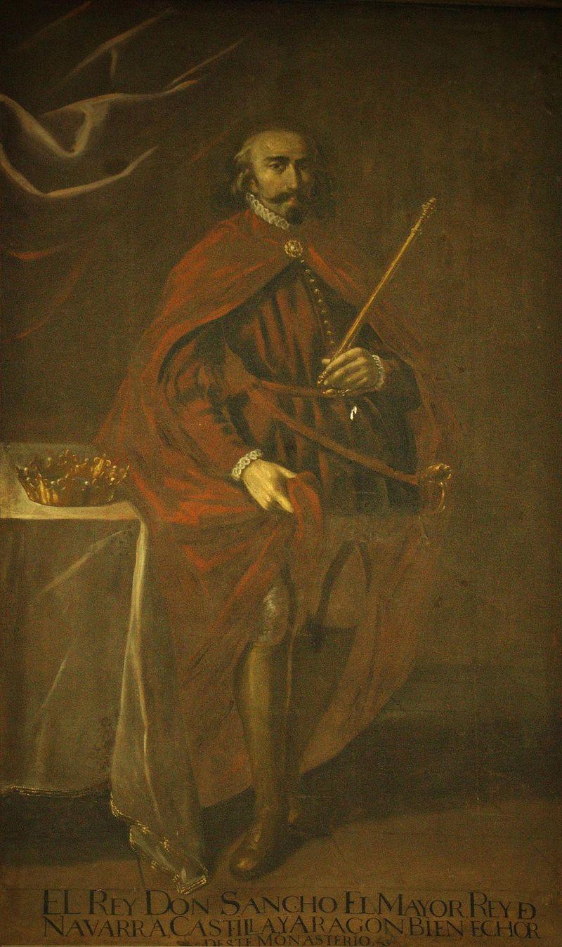 Sancho III de navarro Felipe VI Letizia Leonor Sofia Juan Carlos Reino de España Casa Real española