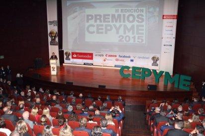 Felipe VI premios CEPYME