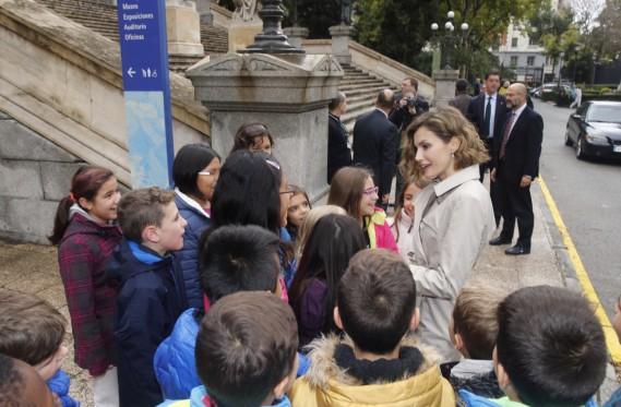 Letizia seminario cooperacion España 2030