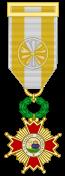 cruz de oficial isabel catolica