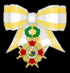 cruz (lazo de dama) isabel catolica