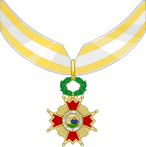 insignia de la encomienda isabel catolica