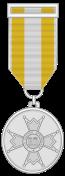medalla de plata isabel catolica