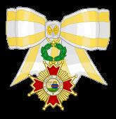 oficial (lazo dama) isabel catolica