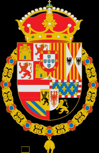 Escudo de Felipe III