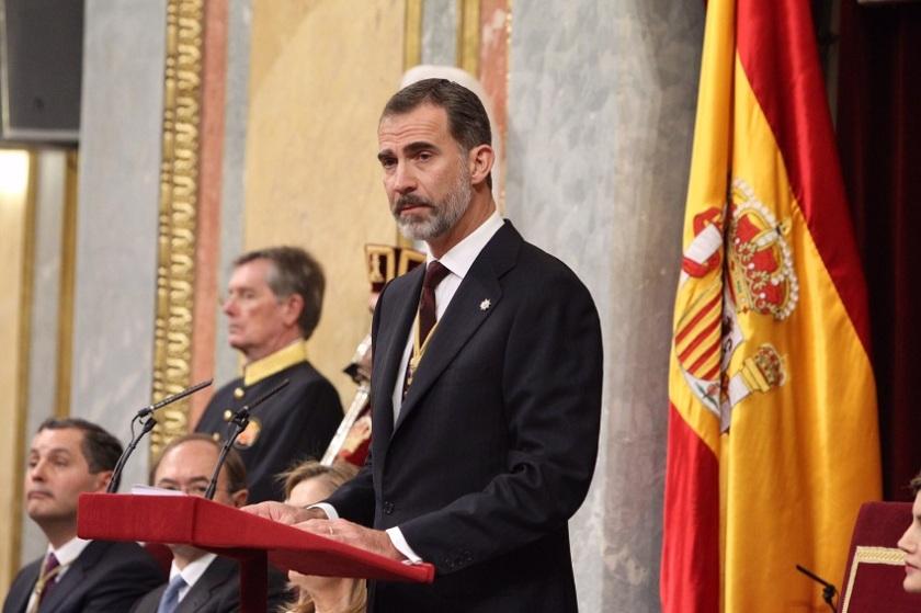 Solemne Apertura de la XII Legislatura