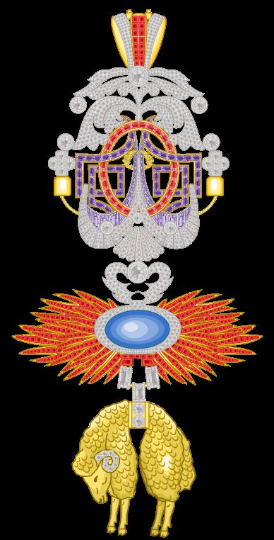 Insignia de cuello del Gran Maestre